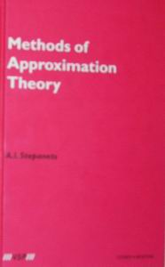 A.I.Stepanets. Methods of Approximation Theory